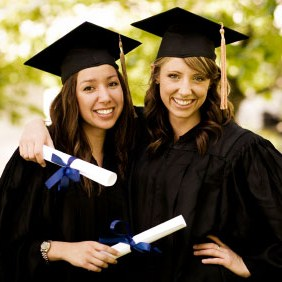 Something to smile about? - Graduating students are suffering from a distinct lack of prospects.