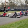 University Karting Championship rounds 5 & 6: Llandow