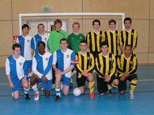 Team of the Week: Futsal
