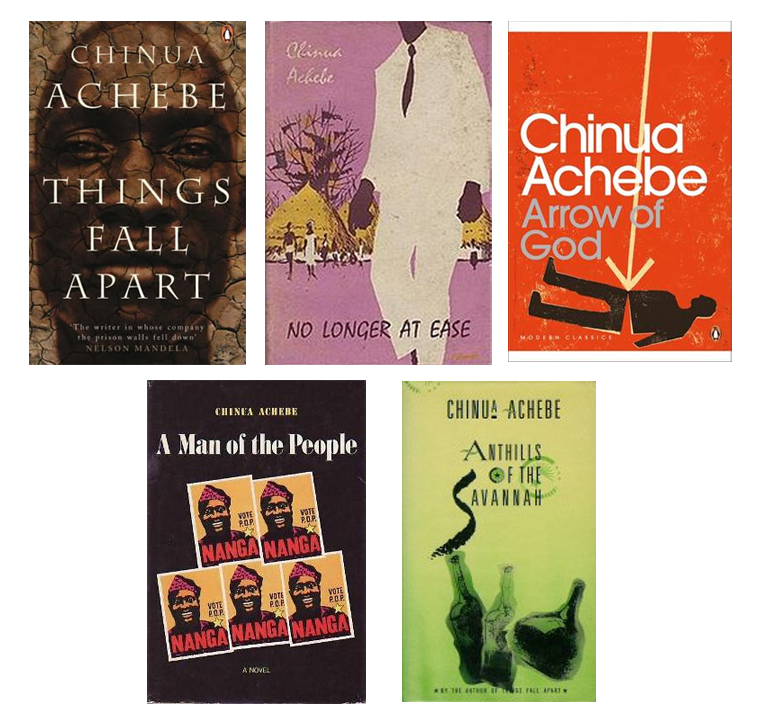 the irony in the novel things fall apart by chinua achebe