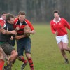 College Rugby: James thrash Alcuin 48-0