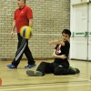 Spotlight: Sitting Volleyball