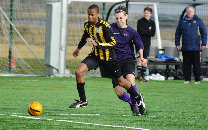 BUCS Men's Football: UYAFC 3-0 Leeds Met 4s