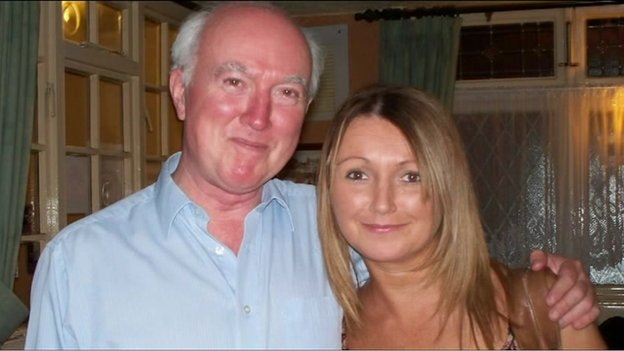Lawrence was first reported missing by her father Peter in 2009