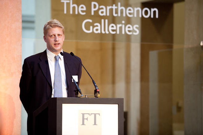 Minister for Universities and Science, Jo Johnson